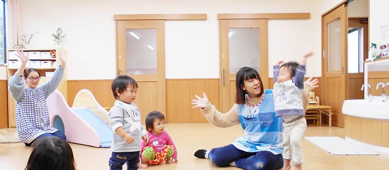 松山しののめ学園<br>附属保育園